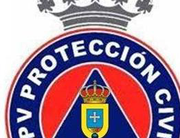 logo proteccion civil zaratan
